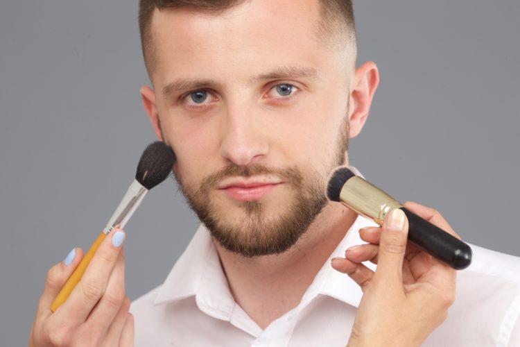 ビジネスプロフィール写真では男性もメイクする時代!メンズメイクを解説3