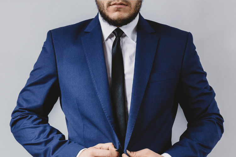 男性はビジネスプロフィール写真の服装が重要!おすすめコーデを紹介2