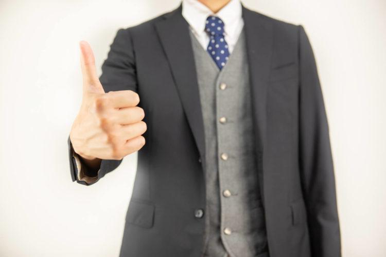 男のヒゲ、ビジネスプロフィール写真の撮影に影響ある?ない?2