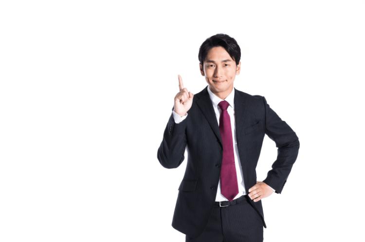 男性のビジネスプロフィール写真に着るスーツの選び方やおすすめを紹介3