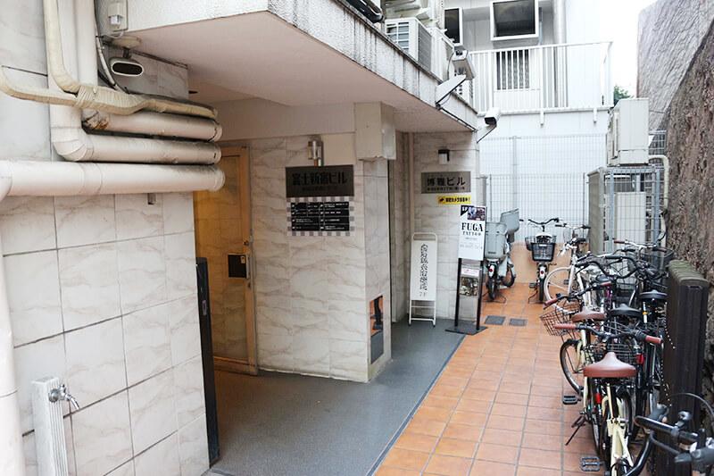 新宿スタジオインディ への行き方8
